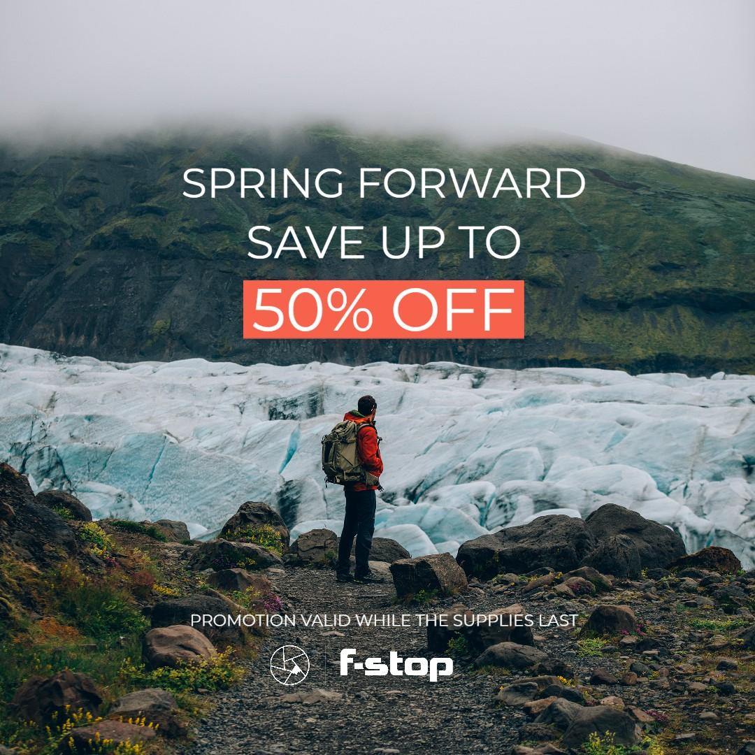 f stop gear sale image