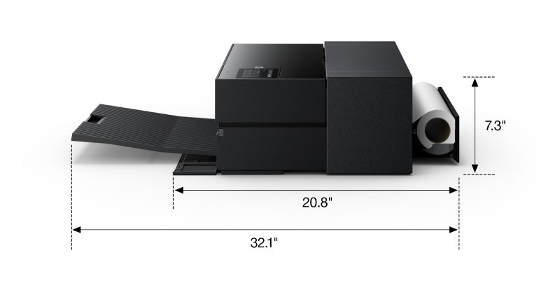 roll printing image