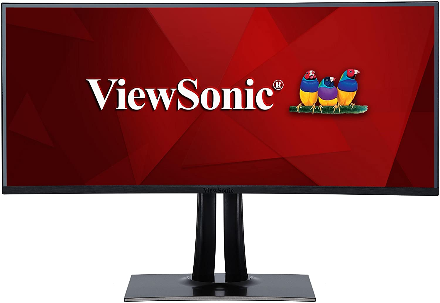 first impressions viewsonic vp3881 monitor image