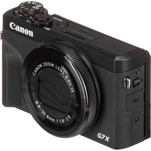Canon PowerShot G7 X III Specs 1