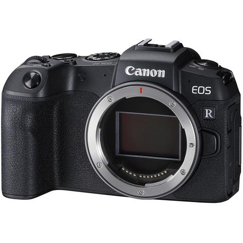 Canon EOS RP Body Design