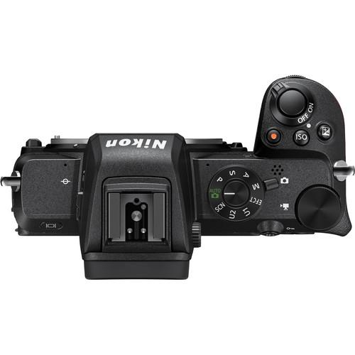 Nikon Z50 Body Design