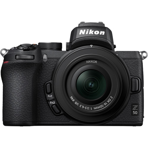Nikon Z50 Specs