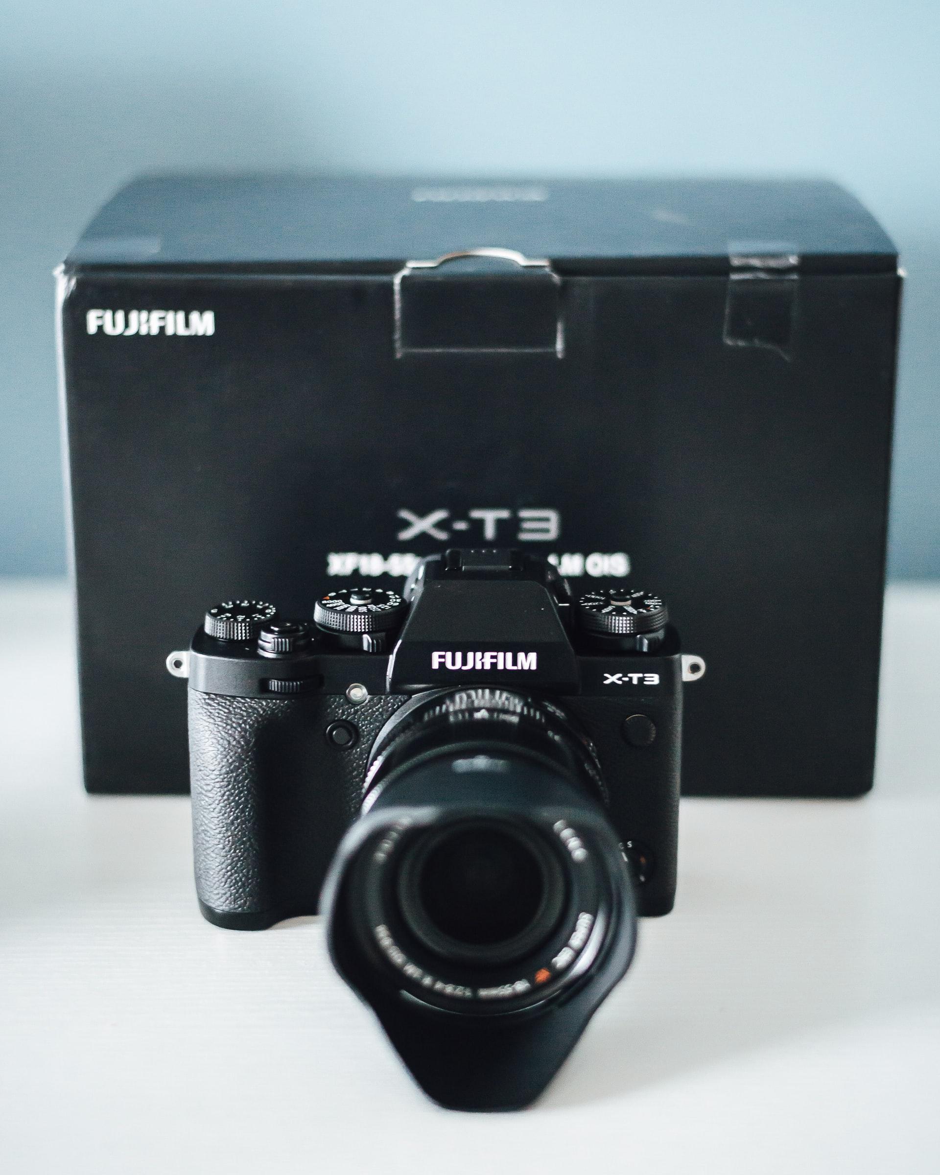Fujifilm X T3 Specs 1 image