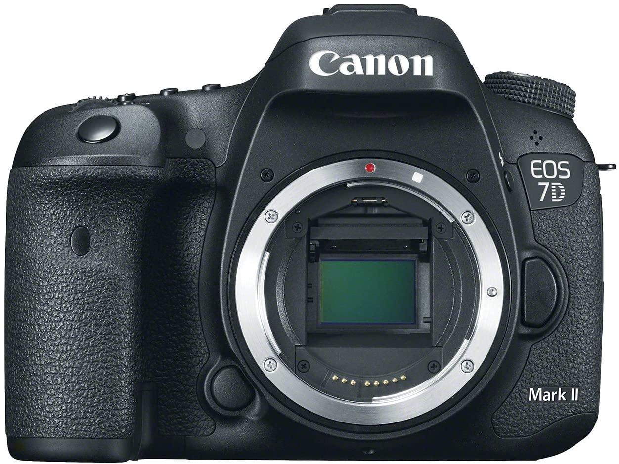 used canon 7d mark ii