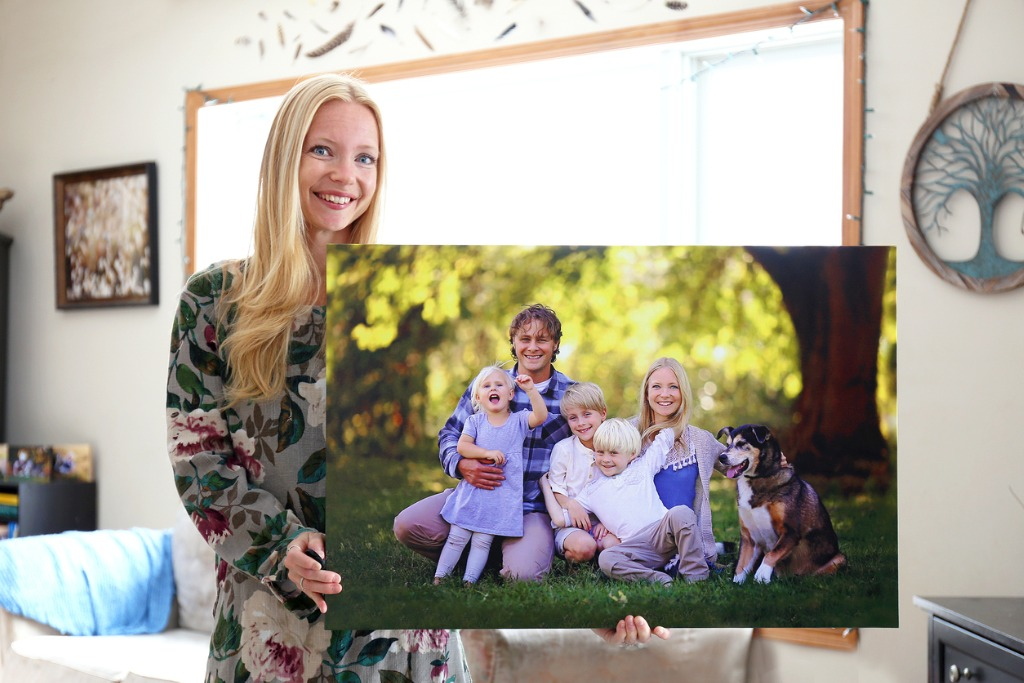 Anatomy of a High Quality Canvas Print image