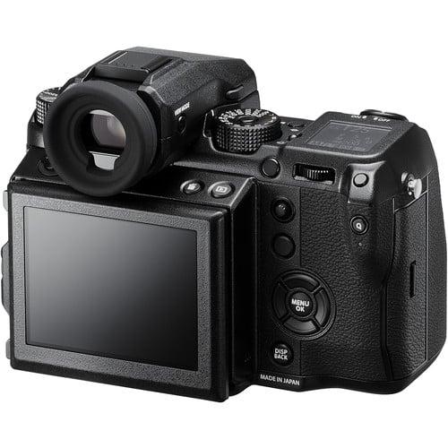 Fujifilm GFX 50S Body Design 2 image