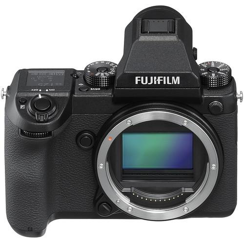 Fujifilm GFX 50S Body Design 3 image