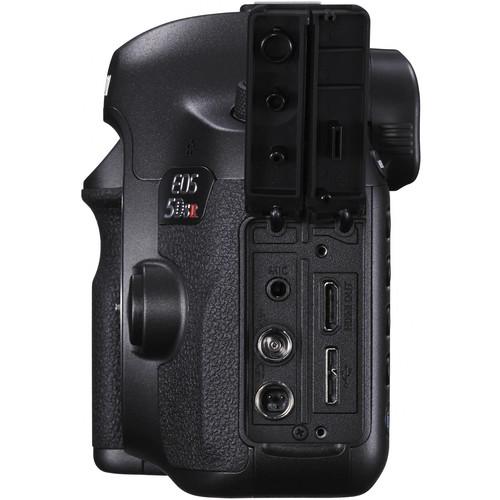 Canon 5DS R Body Design 1