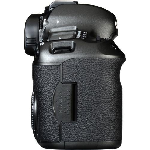 Canon 5DS R Body Design 2