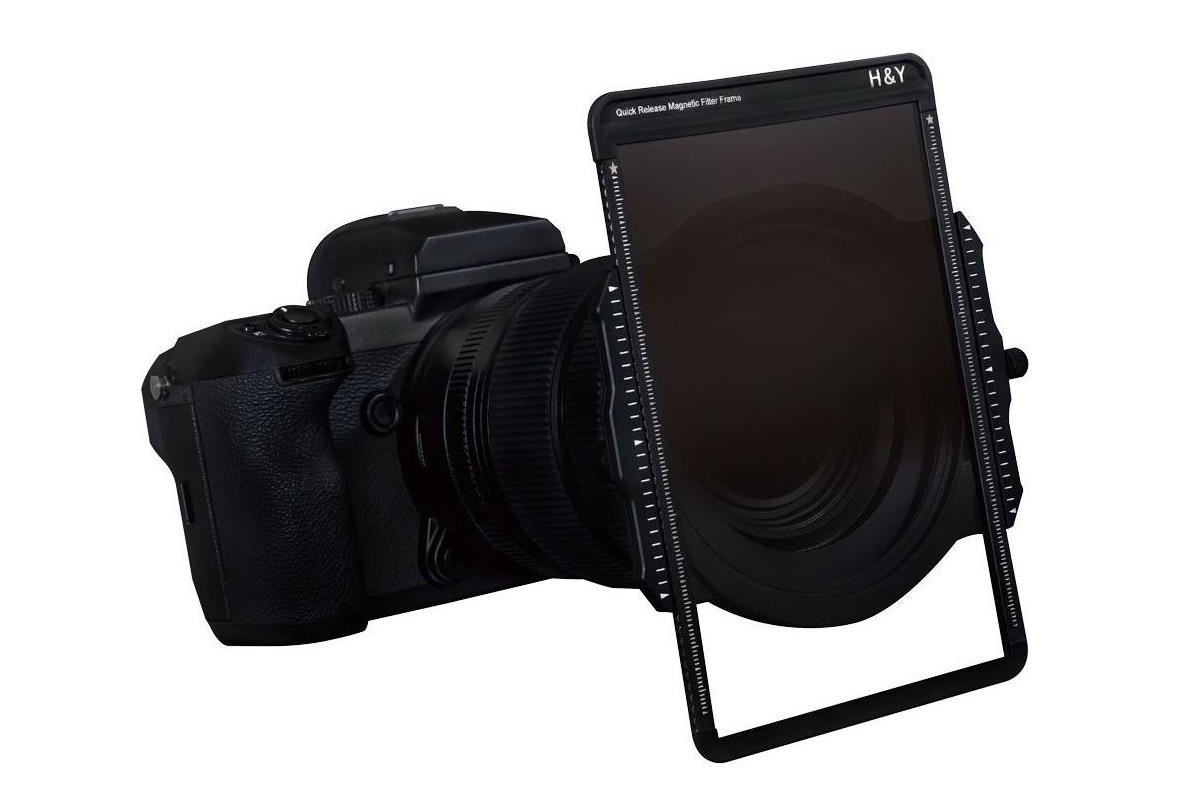 what is a graduated nd filter hy image