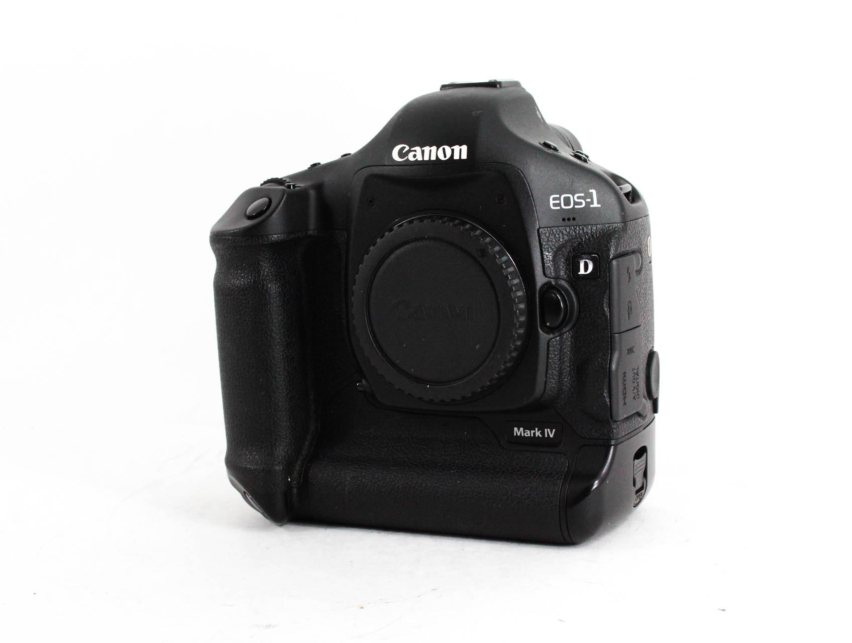 Canon 1D Mark IV Specs