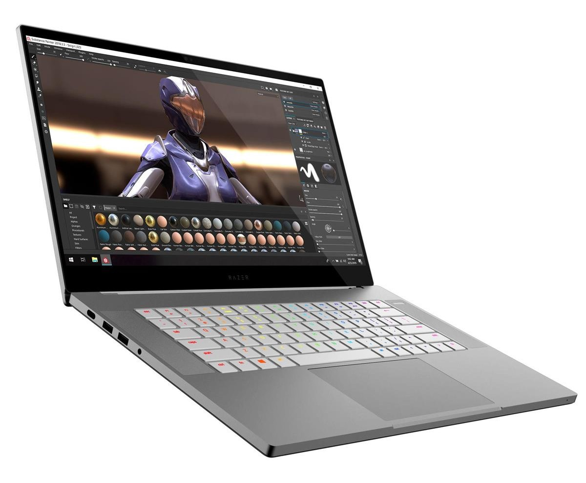 razer blade vs macbook pro image