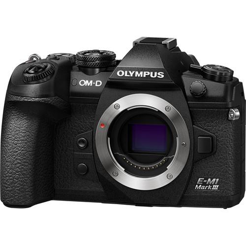 Olympus OM D E M1 II image