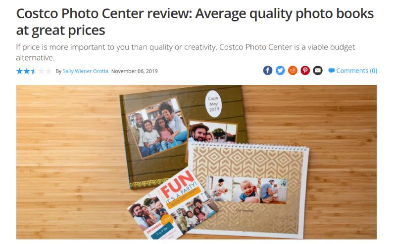 costco photo center reviews image