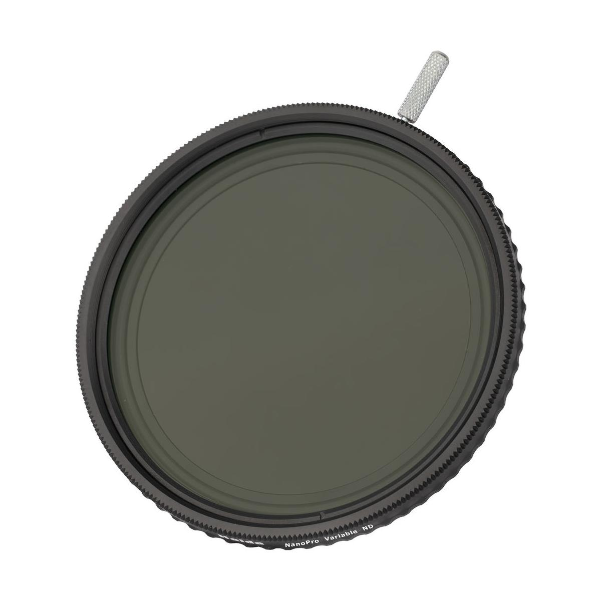 variable nd filter image