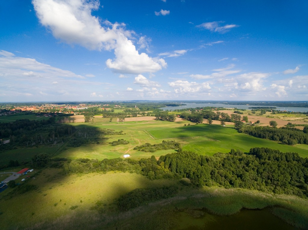 polarizing filters for drones image