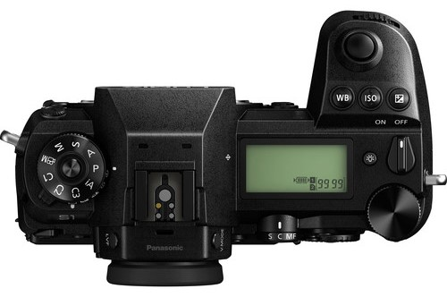 Panasonic Lumix S1 Body Design 1 image