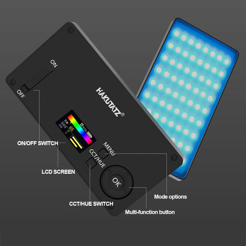 Hakutatz Pocket Size LED light image