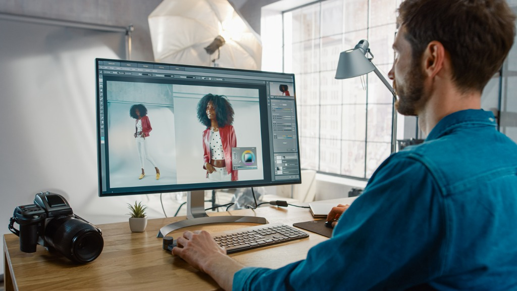 features you want in a photo editing monitor image