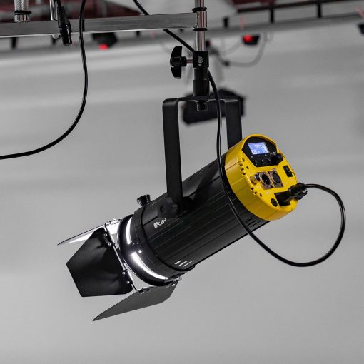 Helia 150 Watt 4 Inch Fresnel Bi Color LED Studio Light 2 image