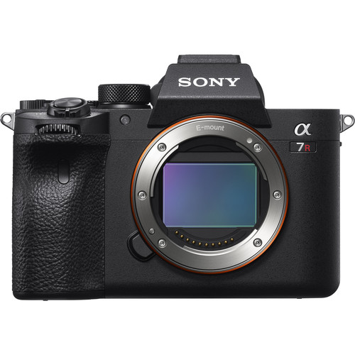 Sony a7R IV Body Design 1 image