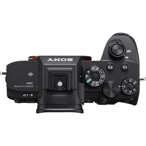 Sony a7R IV Body Design 2 image