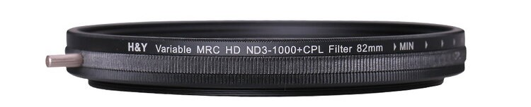 HY K Series Variable ND filter 2 image