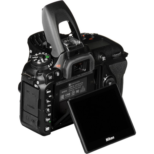 Nikon D500 Build Handling 3 image