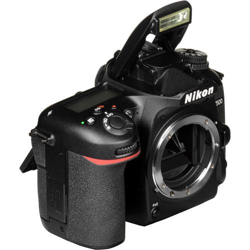 Nikon D7500 Build Handling 1 image