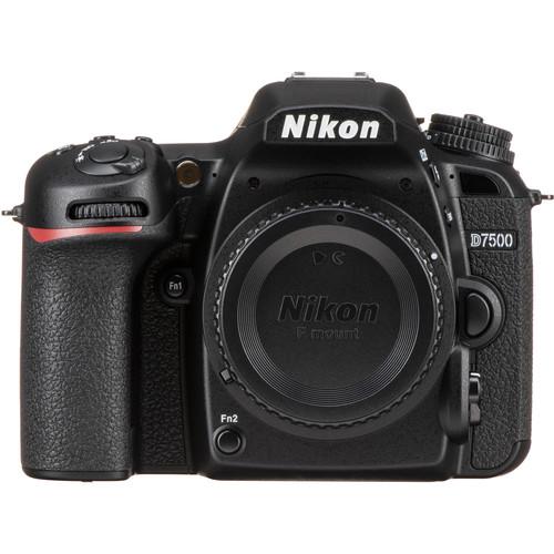 Nikon D7500 specs 1 image