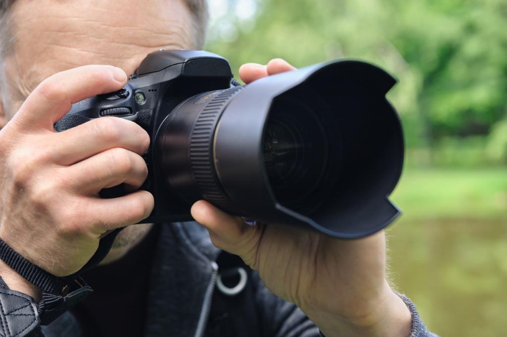 cara membersihkan gambar lensa kamera 3