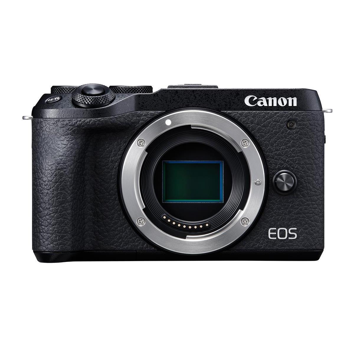 Canon EOS M6 Mark II Specs image
