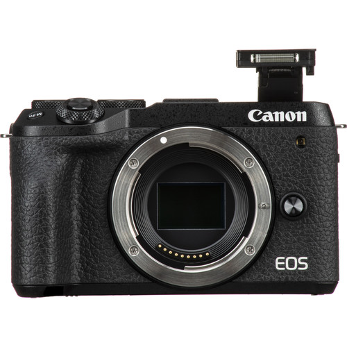 Pros of Canon EOS M6 Mark II 1 image