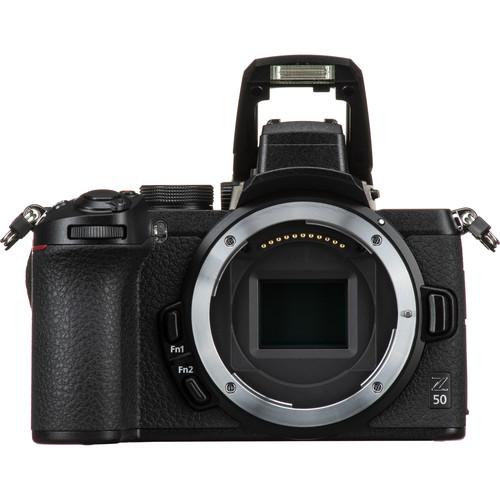 Pros of Nikon Z50 1 image