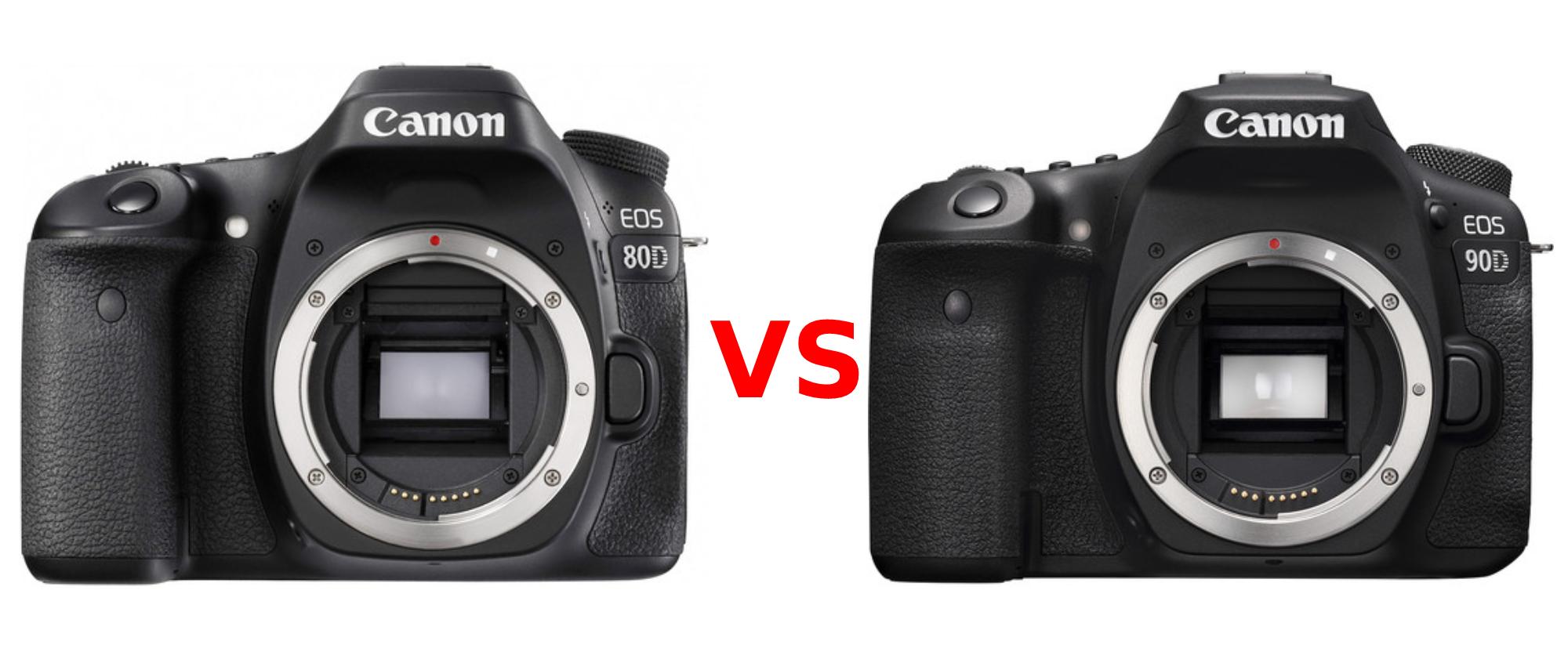 canon eos 80d vs canon eos 90d image