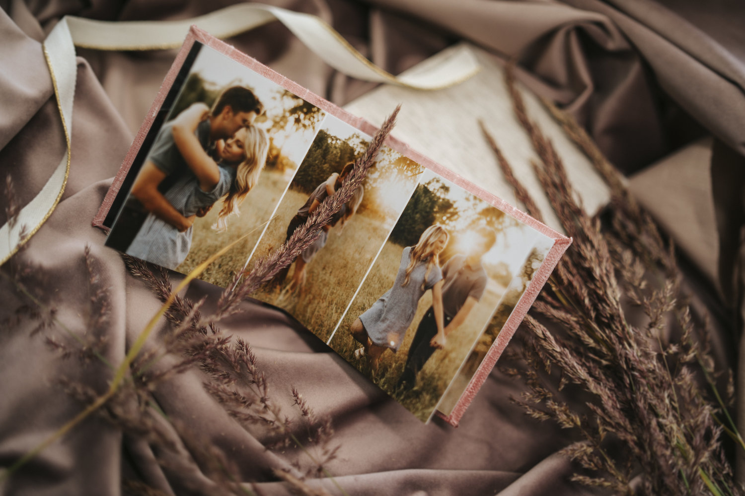 how to make a wedding album 5 image