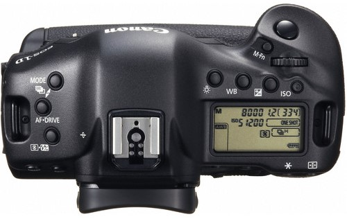 Canon EOS 1DX Build Handling 2 image