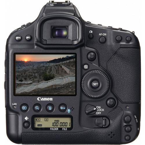 Canon EOS 1DX Specs 2 image