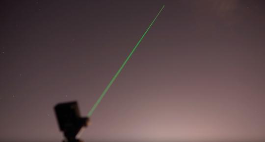 msm star tracker laser image