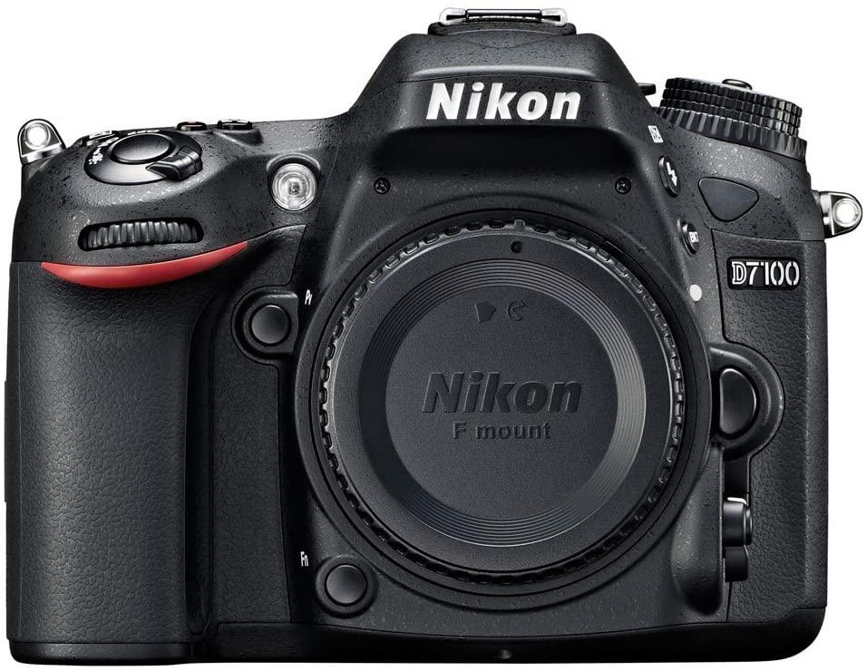 Nikon D7100 1 image