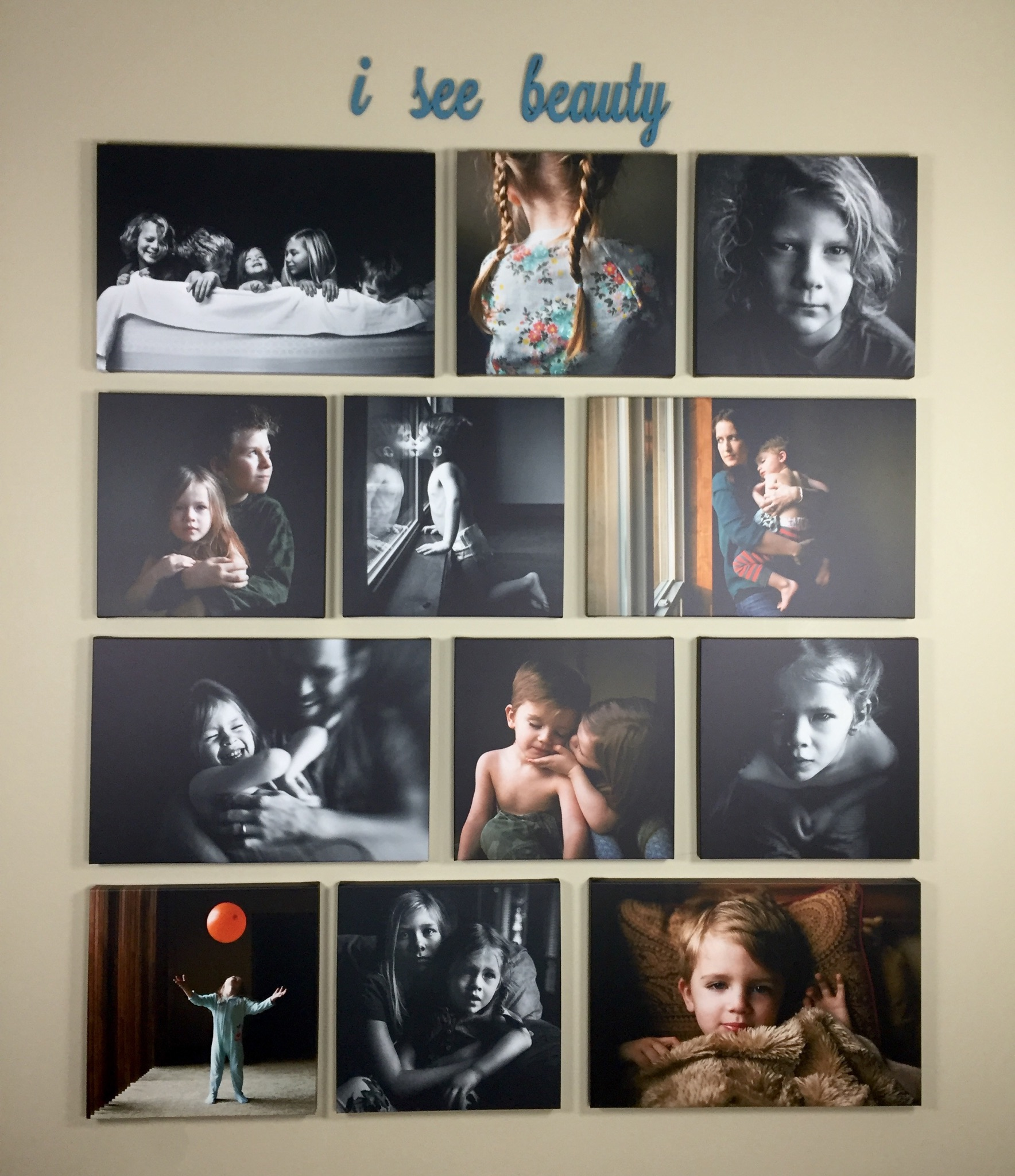 the difference between a good and bad canvas print image
