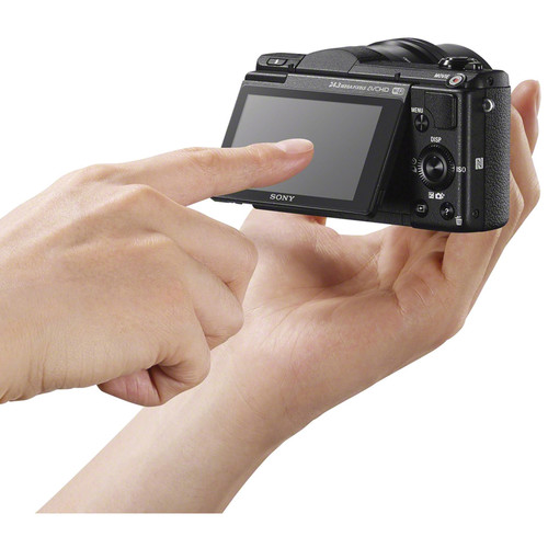 sony a5100 handling 1 image