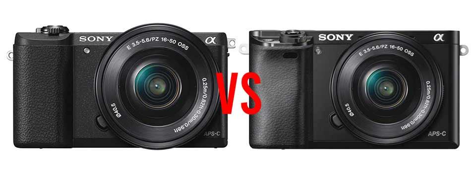 sony a5100 vs sony a6000 image