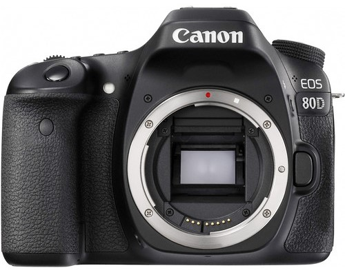 Canon EOS 80D Specs 1 image
