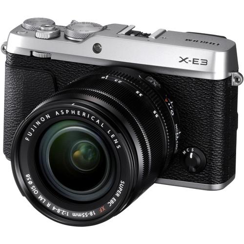 Fujifilm X E3 Review image