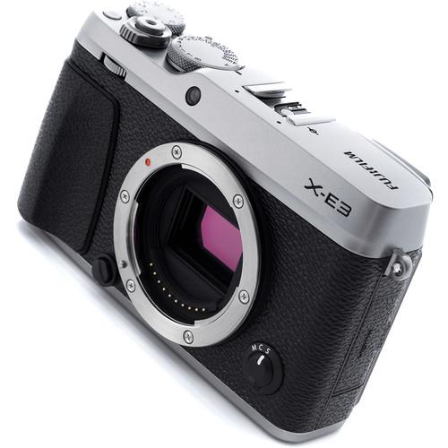 Fujifilm X E3 Review 1 image