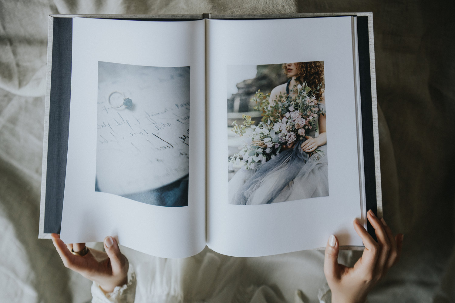 This is the Perfect Photo Album for Big Beautiful Images image