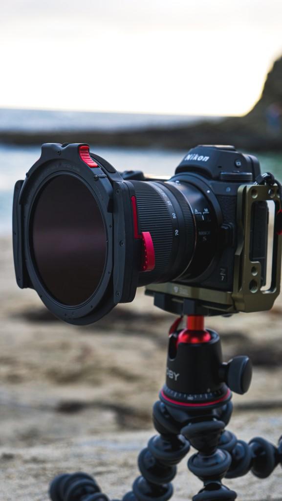 lens filter system image