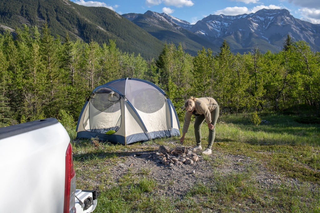 photography trek and adventure tents image